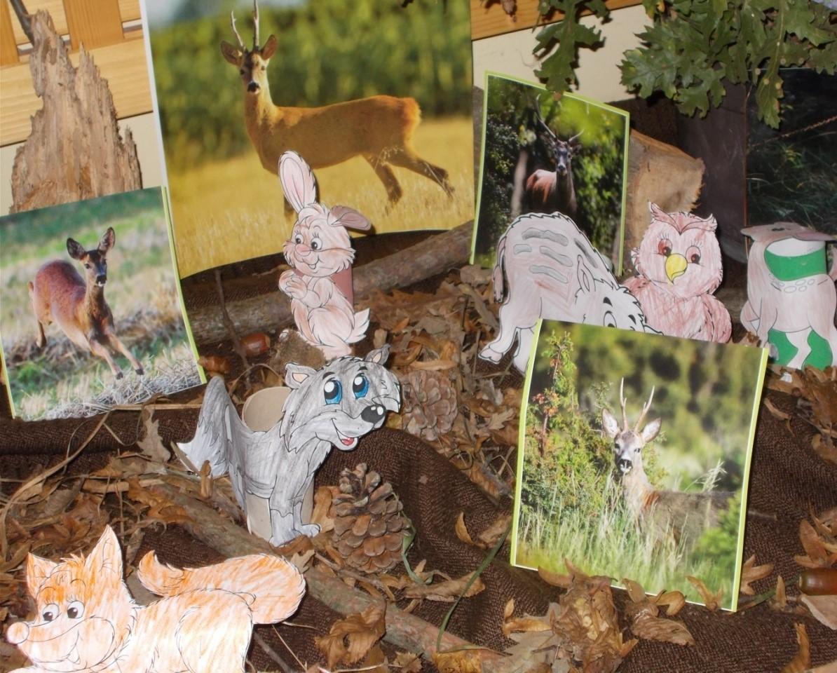 Az állatok világnapja – Diófa utcai óvoda